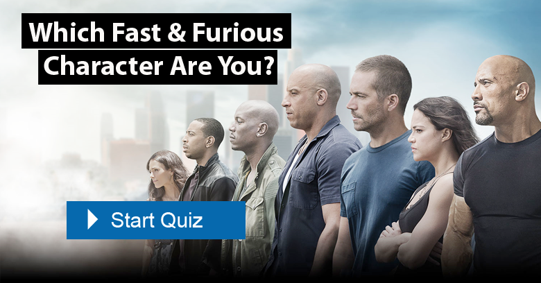 Running A Red Light Ticket >> Which Fast & Furious Character Are You?   Rum and Monkey