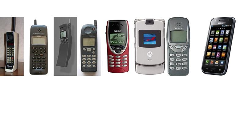 Can We Guess Your Age Based On Your First Mobile Phone